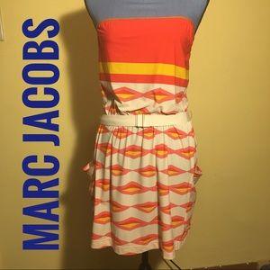 🔥SALE🔥 MARC JACOBS Hayley Stripe Bandeau Dress